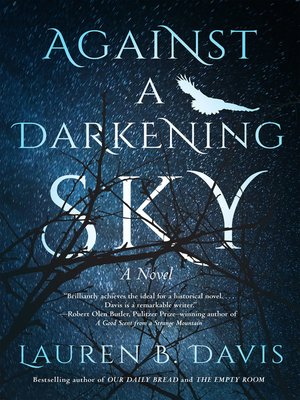 cover image of Against a Darkening Sky