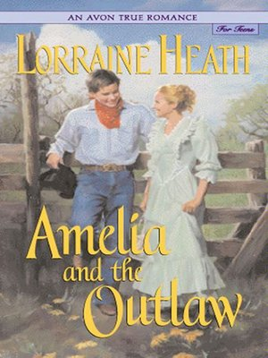 cover image of Amelia and the Outlaw