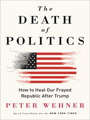 cover image of The Death of Politics