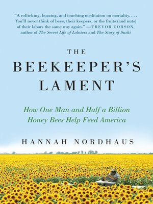 cover image of The Beekeeper's Lament