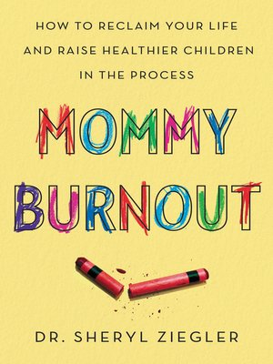 cover image of Mommy Burnout