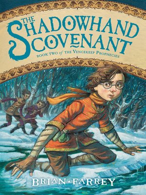 cover image of The Shadowhand Covenant