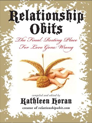 cover image of Relationship Obits