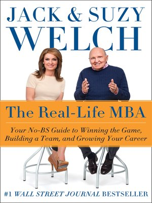 cover image of The Real-Life MBA