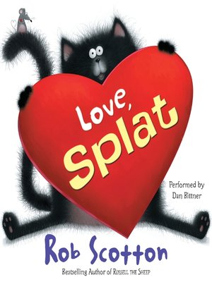 cover image of Love, Splat