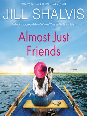 cover image of Almost Just Friends
