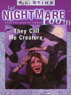 cover image of They Call Me Creature