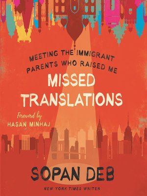 cover image of Missed Translations