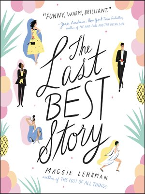 cover image of The Last Best Story
