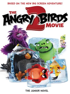 cover image of The Angry Birds Movie 2