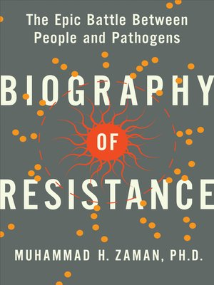 cover image of Biography of Resistance