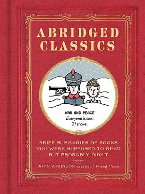 cover image of Abridged Classics