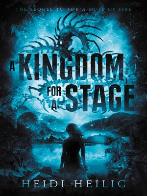 cover image of A Kingdom for a Stage