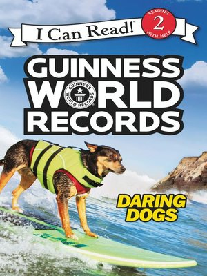cover image of Daring Dogs