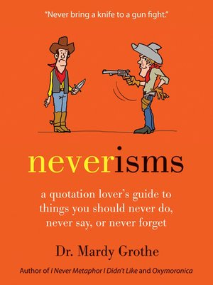 cover image of Neverisms