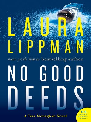 cover image of No Good Deeds