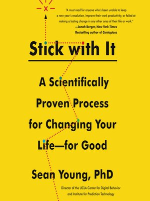 cover image of Stick with It