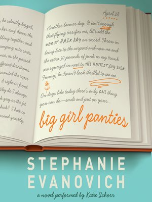 cover image of Big Girl Panties
