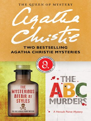 cover image of The Mysterious Affair at Styles & the ABC Murders Bundle