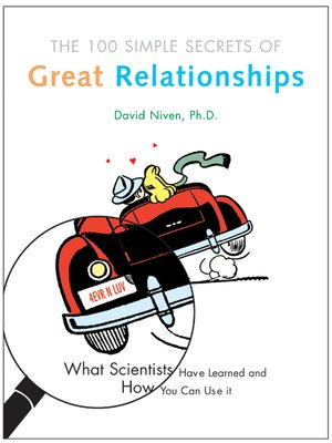 cover image of The 100 Simple Secrets of Great Relationships