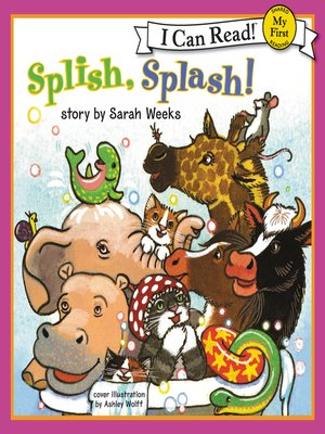 cover image of Splish, Splash!