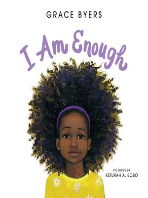 cover image of I Am Enough