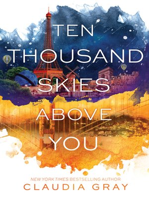 cover image of Ten Thousand Skies Above You
