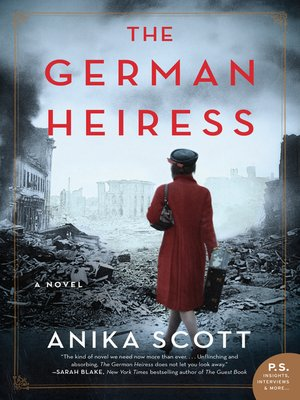 cover image of The German Heiress
