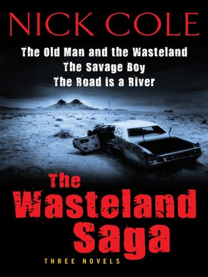 cover image of The Wasteland Saga
