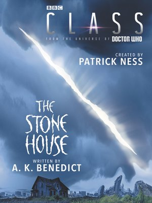 cover image of The Stone House
