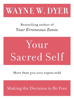cover image of Your Sacred Self