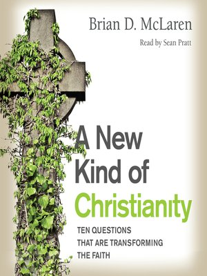 cover image of A New Kind of Christianity