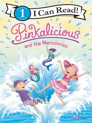 cover image of Pinkalicious and the Merminnies
