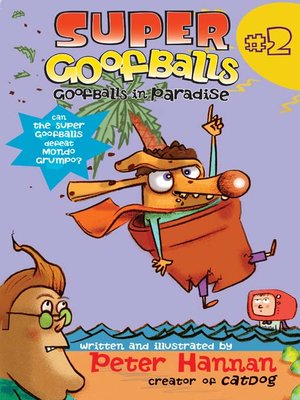cover image of Goofballs in Paradise