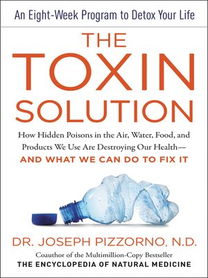cover image of The Toxin Solution