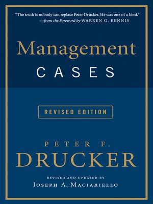 cover image of Management Cases