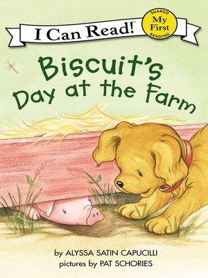 cover image of Biscuit's Day at the Farm