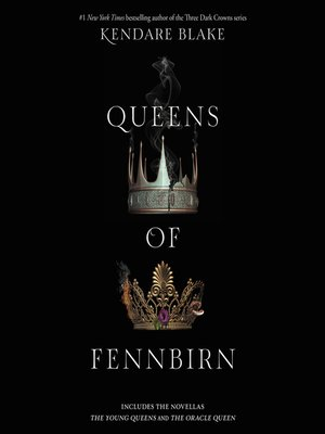 cover image of Queens of Fennbirn