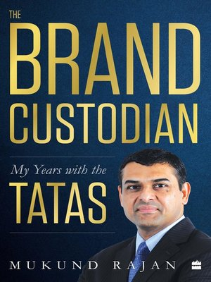 cover image of The Brand Custodian