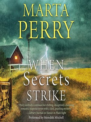 cover image of When Secrets Strike