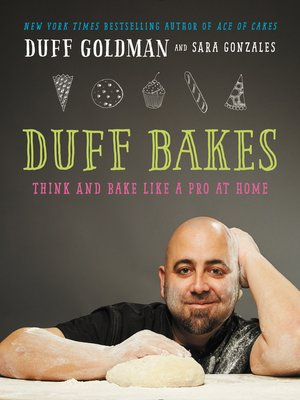 cover image of Duff Bakes