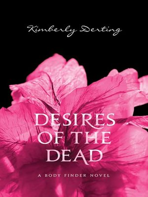 cover image of Desires of the Dead
