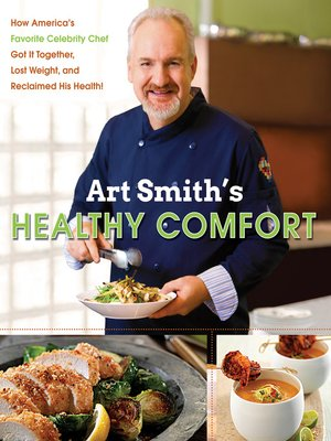 cover image of Art Smith's Healthy Comfort