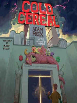 cover image of Cold Cereal