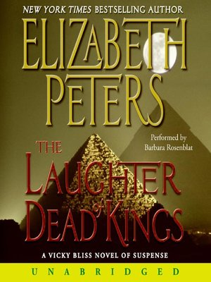cover image of The Laughter of Dead Kings