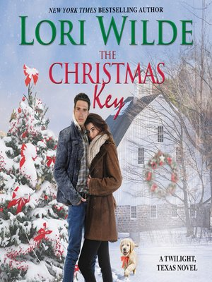 cover image of The Christmas Key