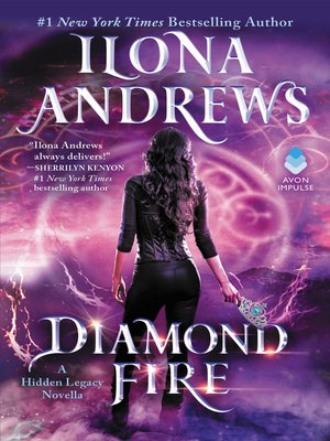 cover image of Diamond Fire