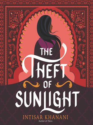 cover image of The Theft of Sunlight