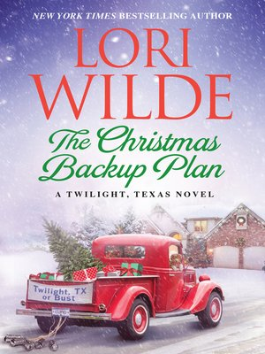 cover image of The Christmas Backup Plan