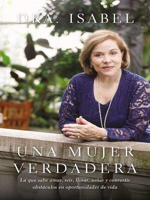 cover image of mujer verdadera